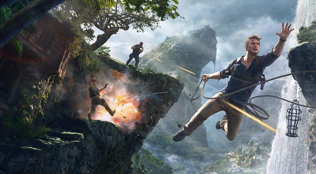 Не пропустите финальный трейлер «Uncharted 4: Путь вора»