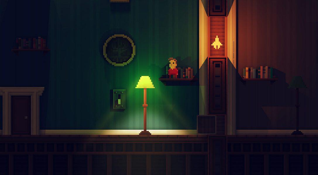 Головоломка-платформер The Shadows анонсирована для PS4