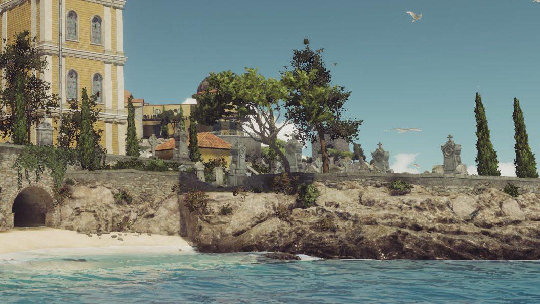 Игра «HITMAN: Эпизод 2. Сапиенца» уже доступна на PS4