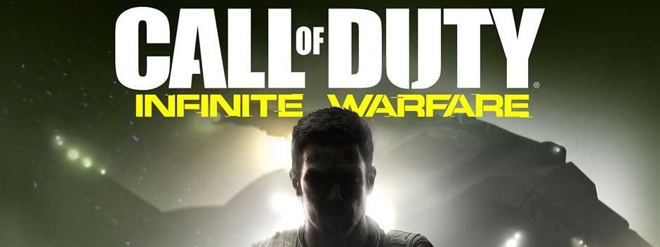 Премьера Call of Duty: Infinite Warfare назначена на 4 ноября на PS4