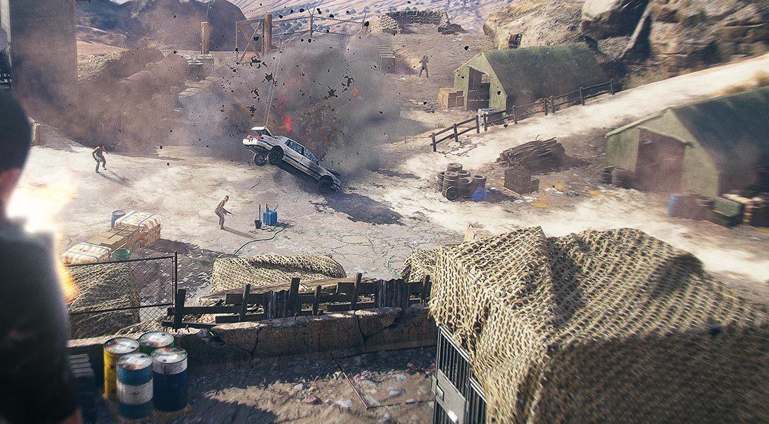Первое геймплейное видео Ghost Recon Wildlands демонстрирует огромный и живой открытый мир