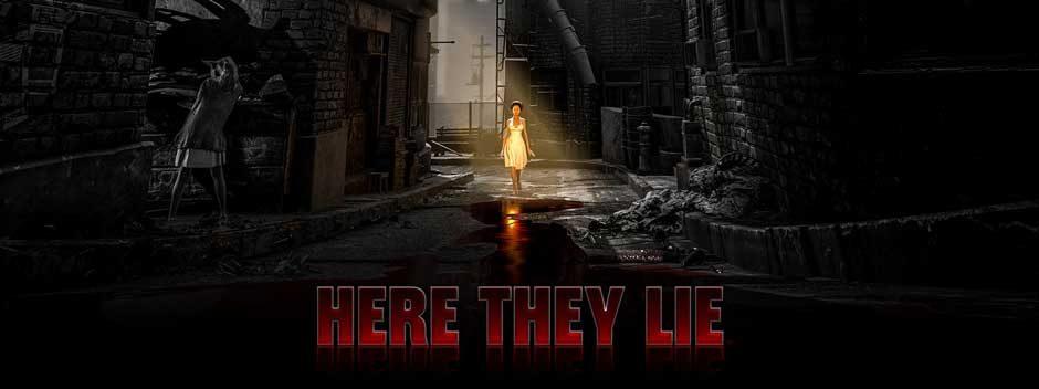 Представляем Here They Lie — невероятный триллер для PS VR и PS4