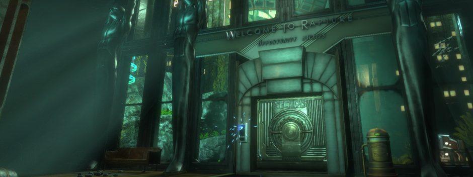 Первые впечатления от сборника BioShock: The Collection на PS4