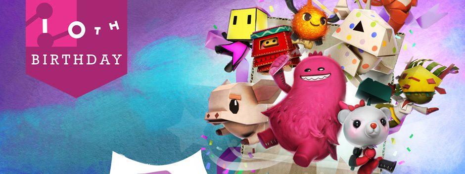 LittleBigPlanet 3 ждет важное обновление интерфейса, новый набор уровня и набор «Юбилей Mm»