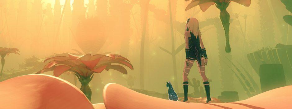 Новые персонажи и уголки чудесного мира Gravity Rush 2