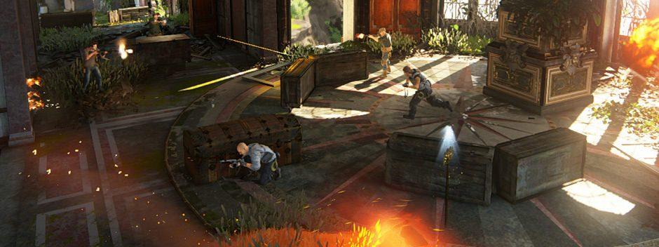 Сегодня в «Uncharted 4: Путь вора» очередное обновление и новая многопользовательская карта