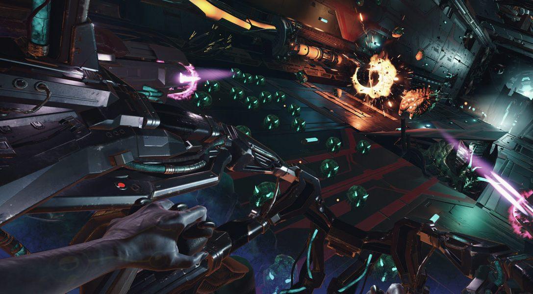 PlayStation VR Worlds — рассказ о научно-фантастических поисках сокровищ в «Космической одиссее»