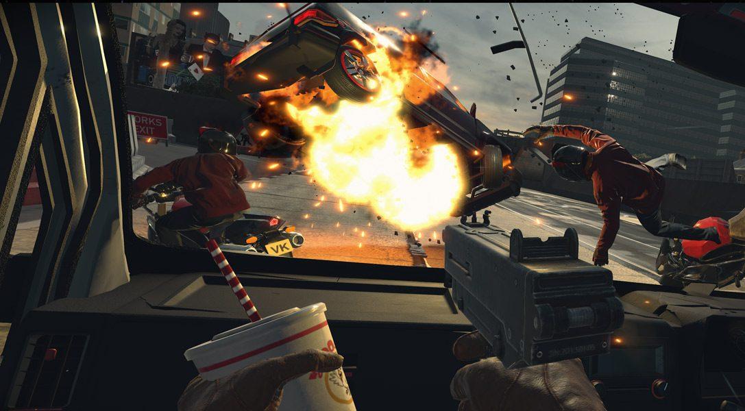 Начинается неделя PlayStation VR Worlds!