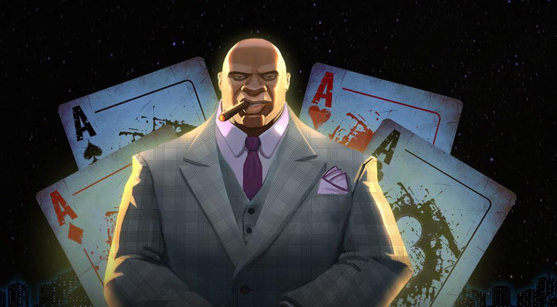 Бесплатная сетевая азартная ролевая игра Prominence Poker выйдет на PS4 на следующей неделе