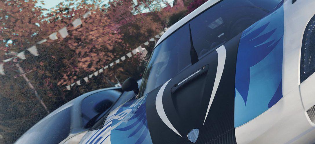 Driveclub VR — невероятные гонки для PlayStation VR