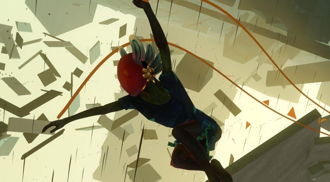 Восстановите рассыпающийся мир с помощью танца в игре Bound для PS4
