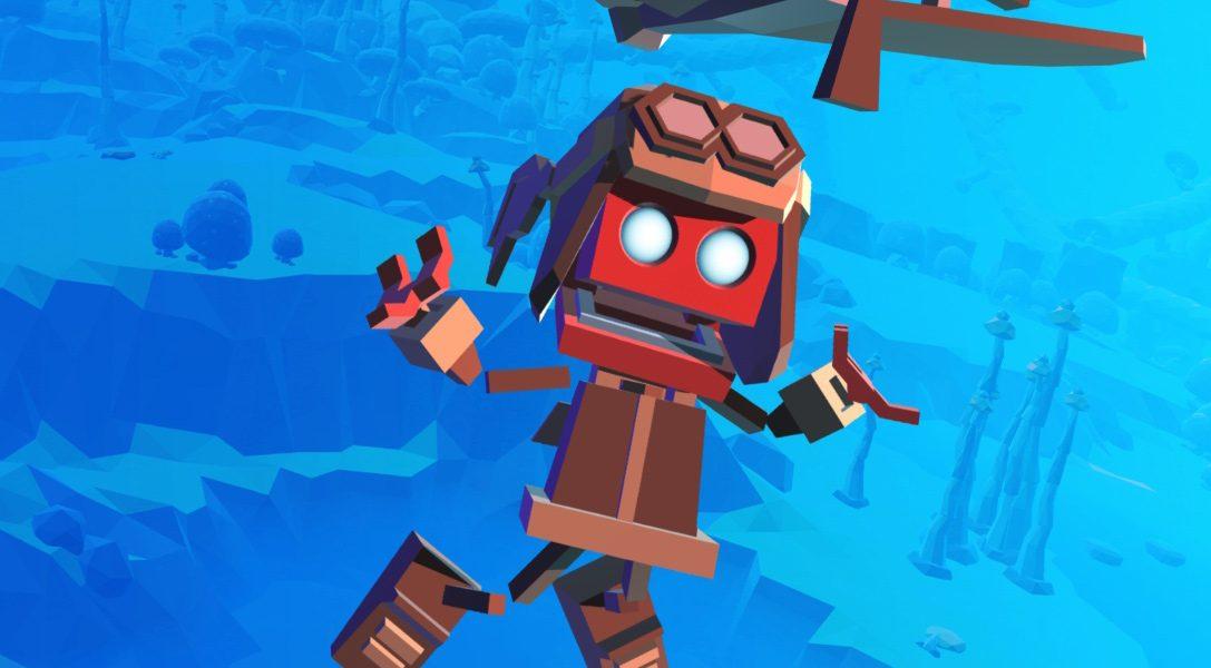 16 августа BUD сможет приодеться в новой игре Grow Up на PS4