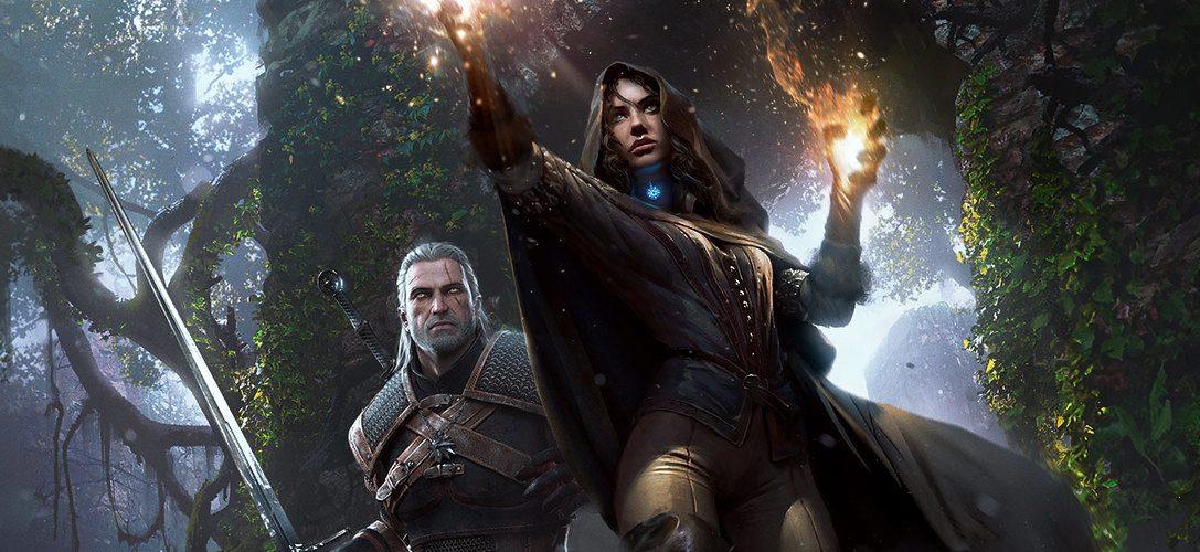 «Ведьмак 3: Дикая Охота» — издание «Игра года» скоро на PS4