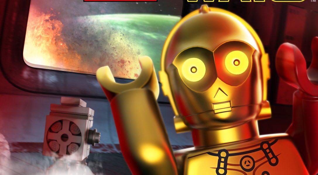 Откуда у C-3PO красная рука? Узнаете в дополнении «Фантомная конечность» для игры «LEGO Star Wars: Пробуждение силы»