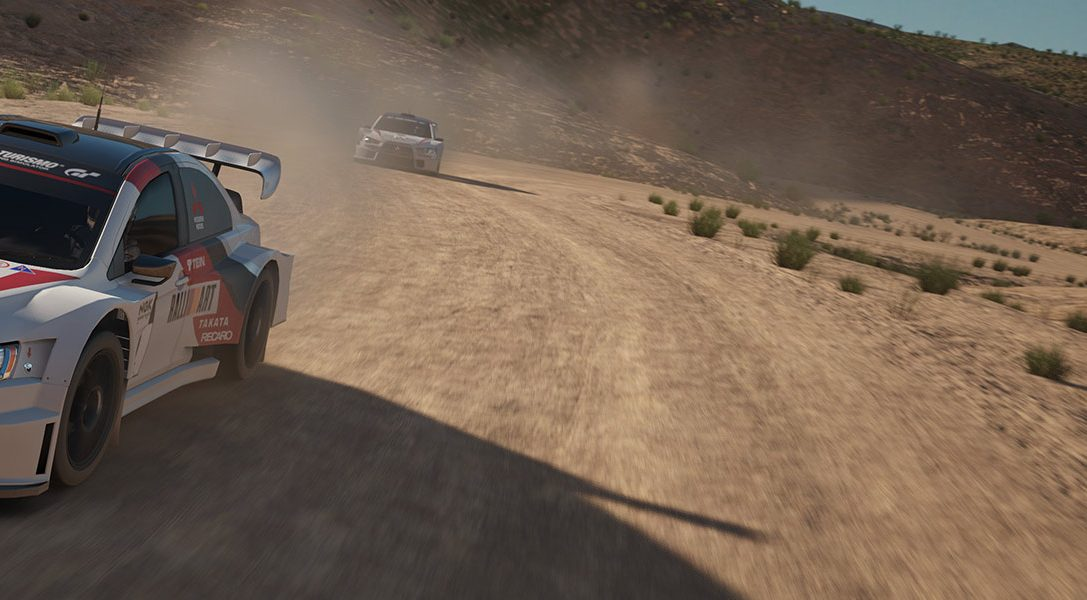 Новая информация об игре Gran Turismo Sport