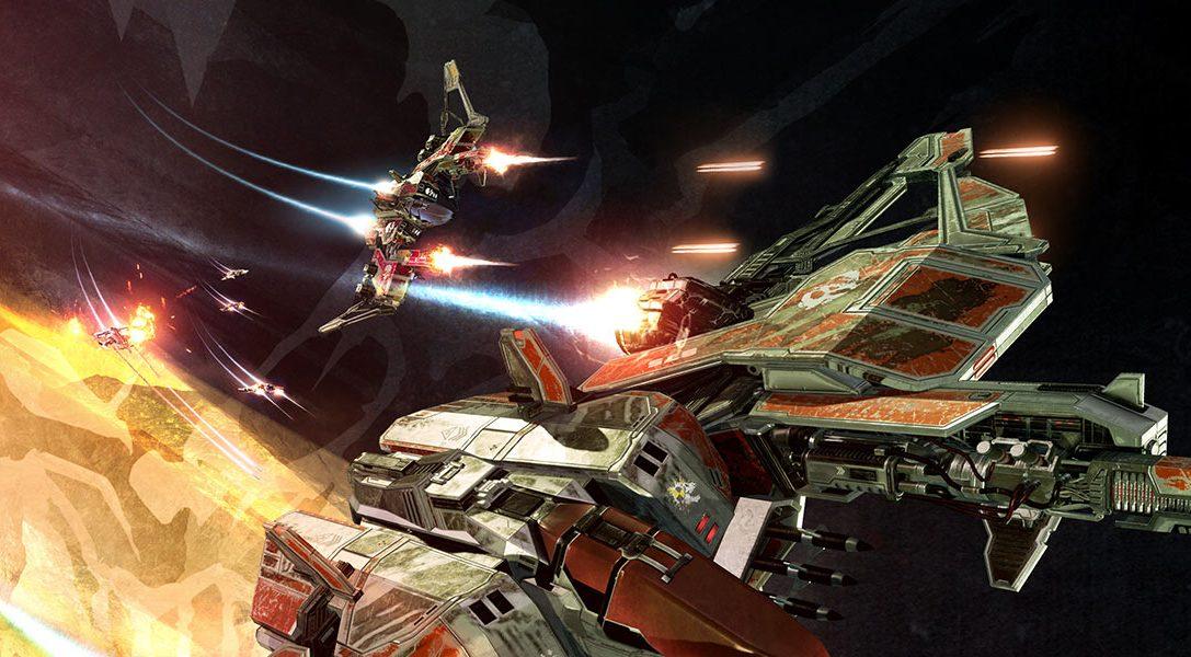 Все, что нужно знать об EVE: Valkyrie для PlayStation VR
