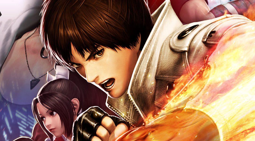 Сегодня премьера The King of Fighters XIV — не пропустите новый трейлер