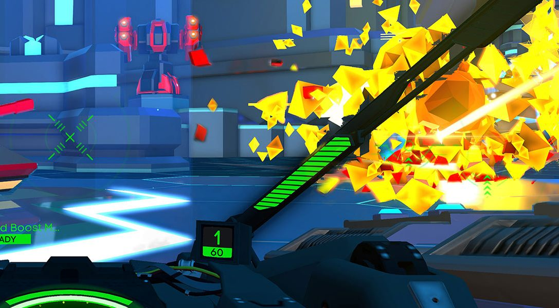 5 интересных деталей из свежего трейлера Battlezone для PlayStation VR