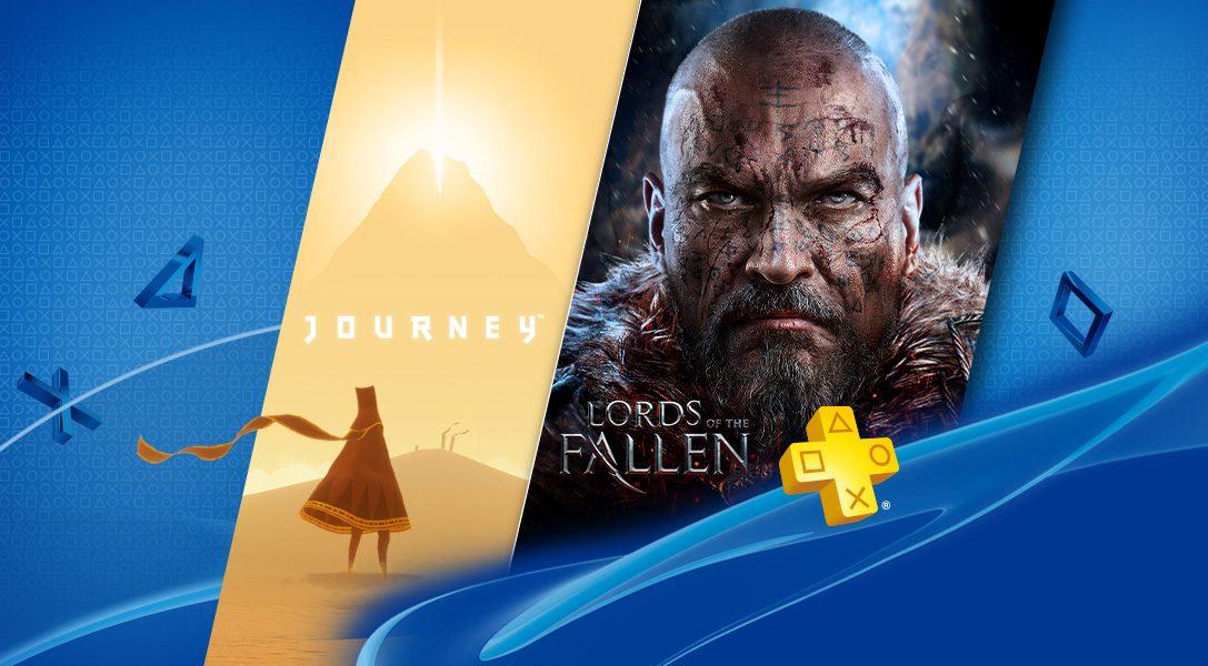 В сентябре в PlayStation Plus появятся «Путешествие» и Lords of the Fallen