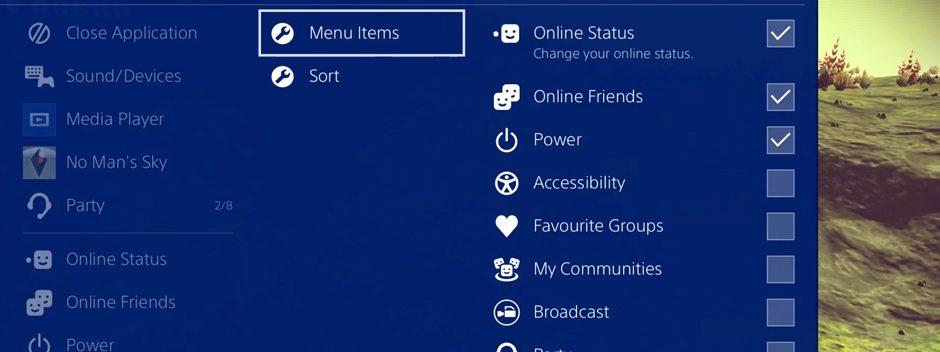 Узнайте, как получить доступ ко всем функциям быстрого меню PS4 по одному нажатию кнопки