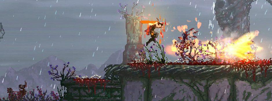 Slain: Back From Hell — экшен в стиле Heavy Metal появится на PS4 уже на этой неделе