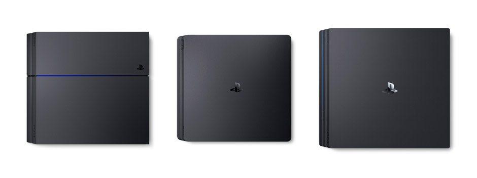 PS4 Pro, облегченная PS4, PlayStation VR и другие новинки осени