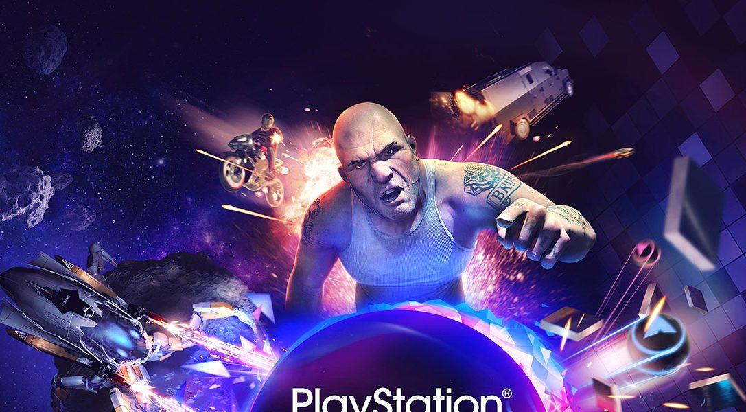 Бесплатный диск с демоверсиями лучших игр в комплекте с PlayStation VR (обновление)