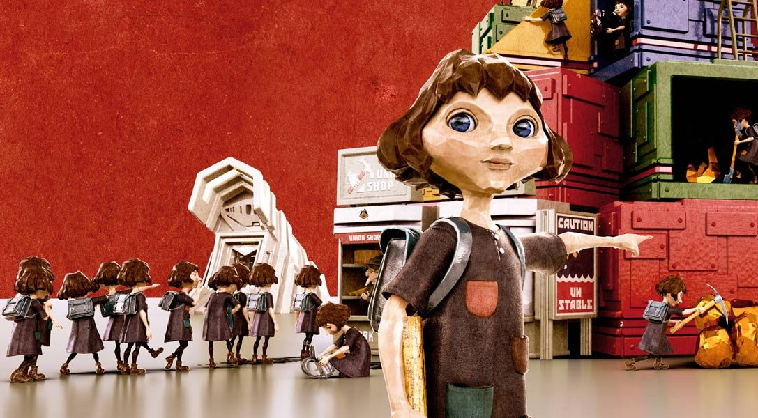 Игра The Tomorrow Children для PS4 уже в продаже