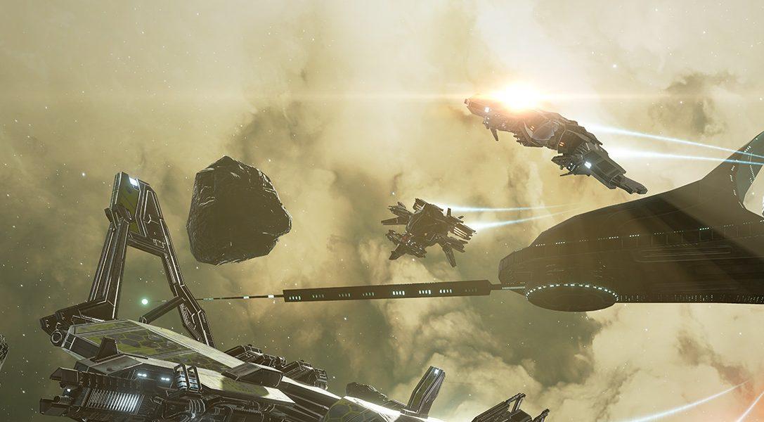 Шесть доказательств того, что студии CCP удалось вдохнуть жизнь в симулятор межзвездных боев EVE: Valkyrie