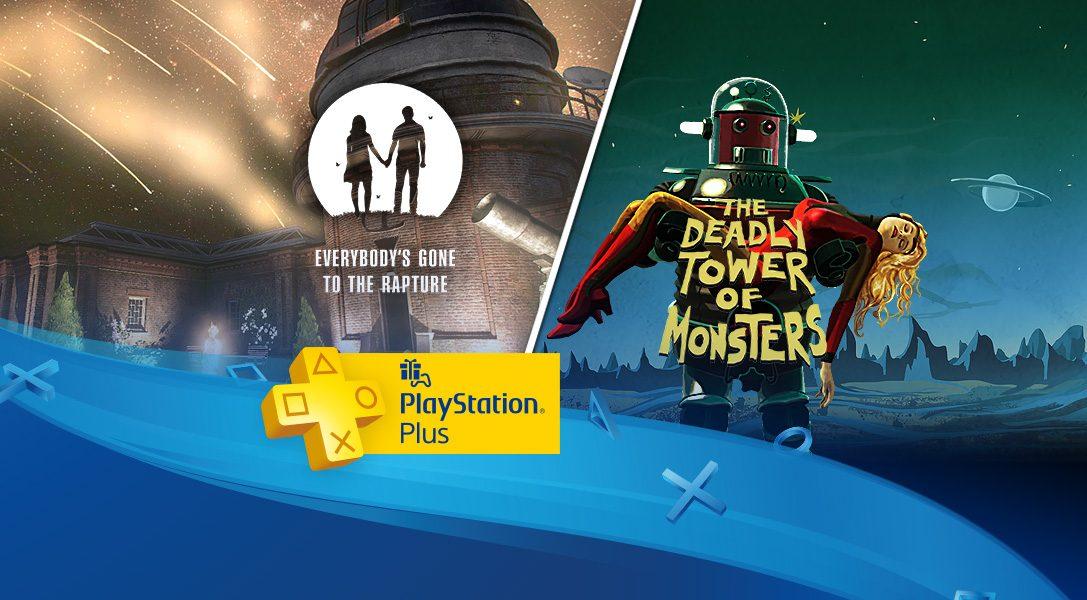 «Хроники последних дней» возглавляют список игр месяца PS Plus в ноябре