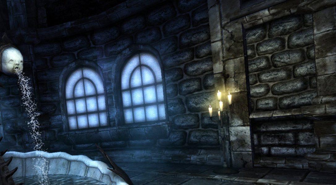Тройной кошмар — триллер Amnesia выходит на PlayStation 4