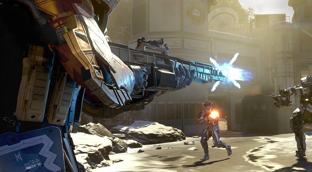 Бета-тест сетевого режима Call of Duty: Infinite Warfare — 20 полезных фактов и шанс выиграть PlayStation 4 Pro