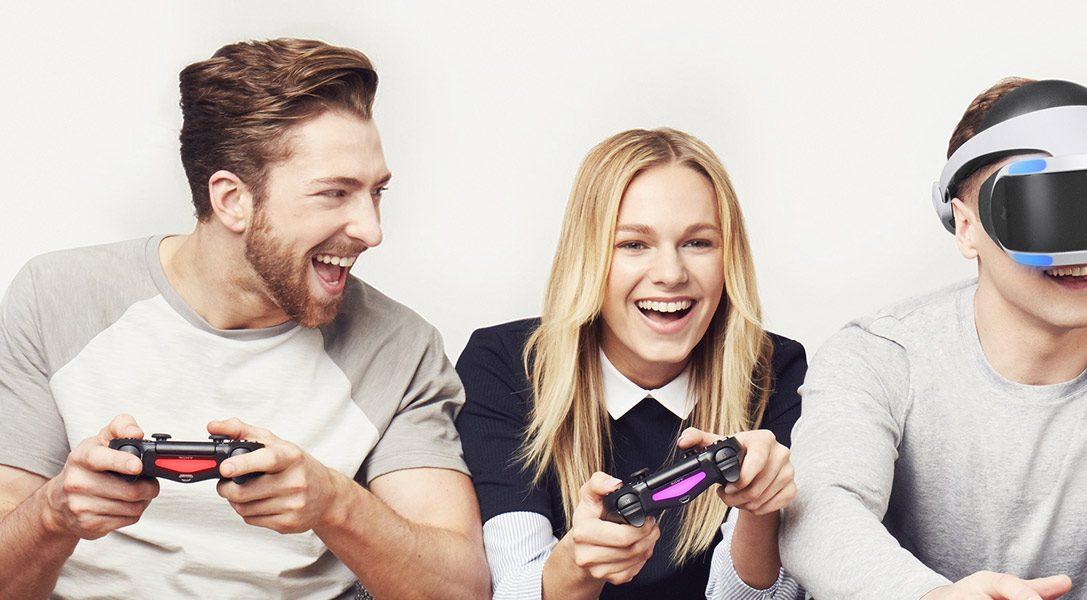 Будущее игр уже рядом — сегодня премьера PlayStation VR