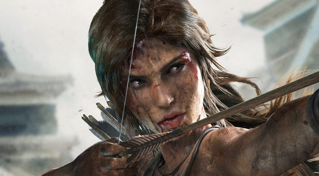 Лара Крофт… верховая лошадь? Факты из 20-летней истории Tomb Raider
