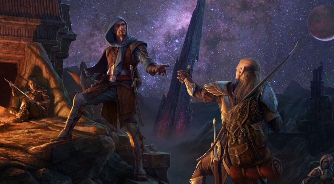 Встречайте большое обновление для The Elder Scrolls Online