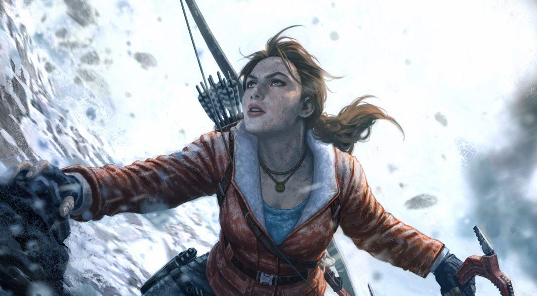 Новинки PlayStation Store: игры для PS VR, премьера Rise Of The Tomb Raider и многое другое
