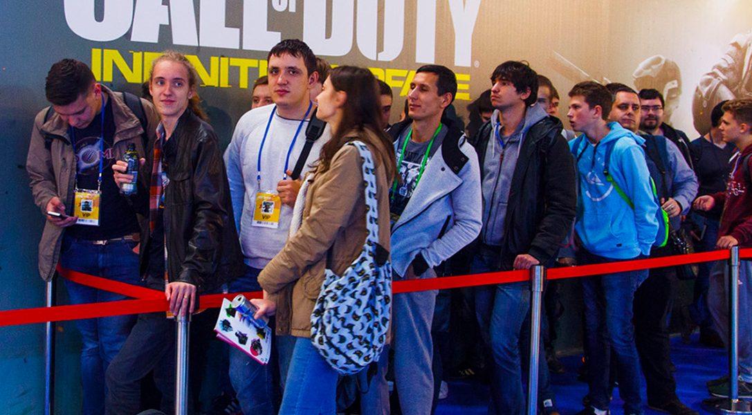Call of Duty: Infinite Warfare на «ИгроМире 2016»!