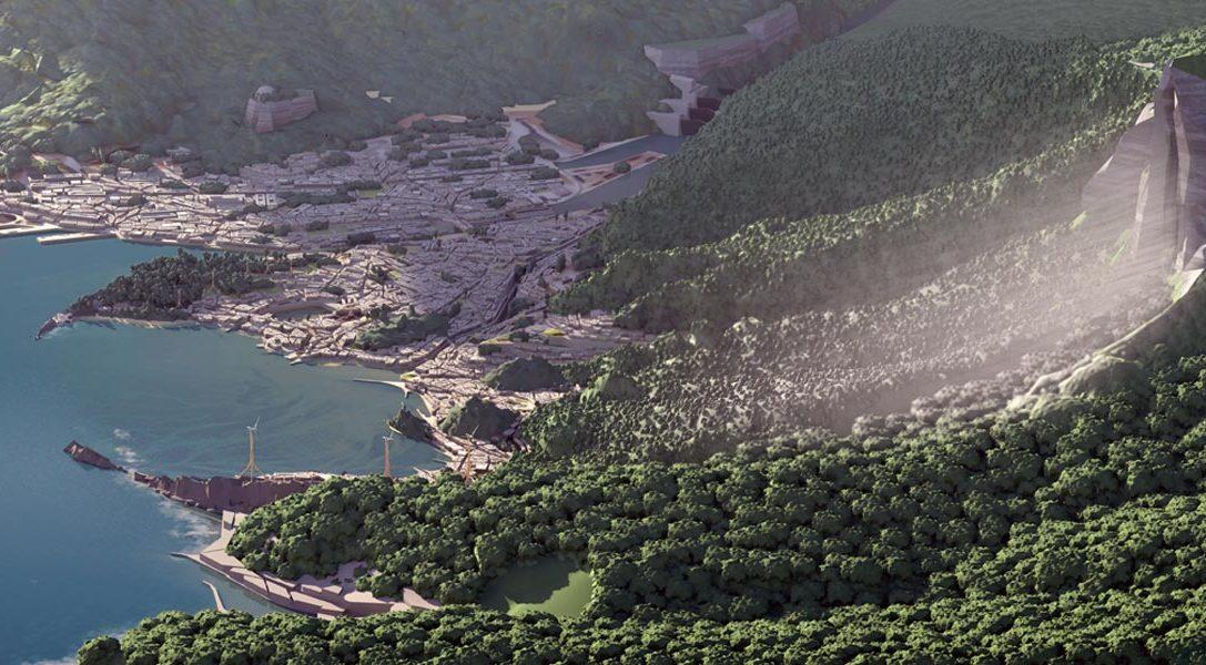 Карнака из Dishonored 2 — остров Черепа встречается с Лос-Анджелесом