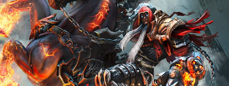 Новинки PlayStation Store: NBA 2KVR Experience и Darksiders: Warmastered Edition