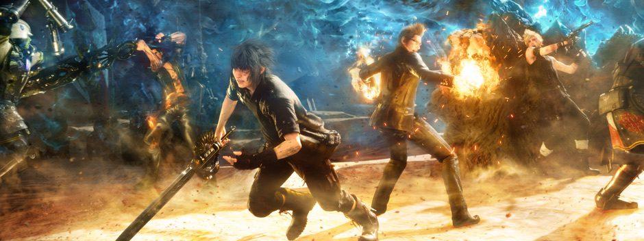 Новинки PlayStation Store: Final Fantasy XV и Steep