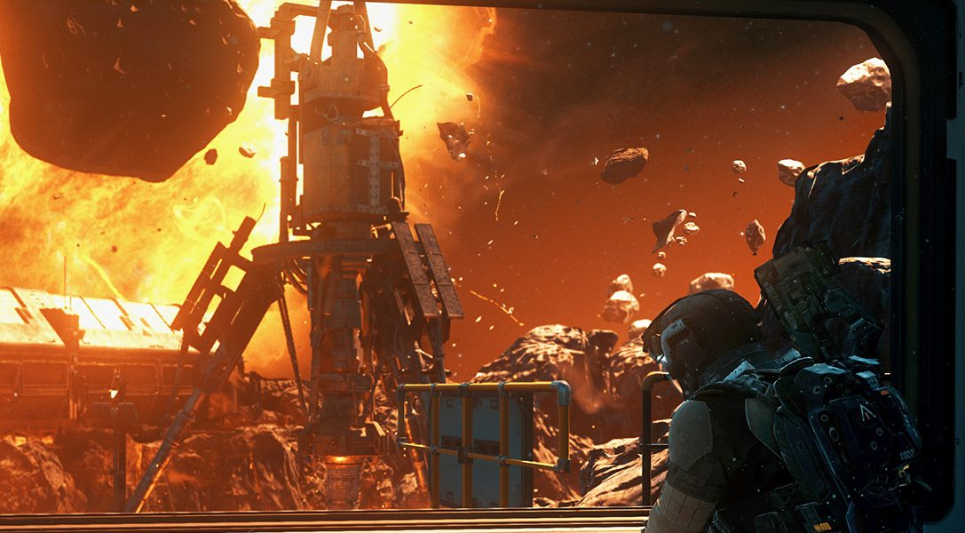 Обсуждаем сюжетную кампанию Call of Duty: Infinite Warfare с нарративным директором Тэйлором Куросаки