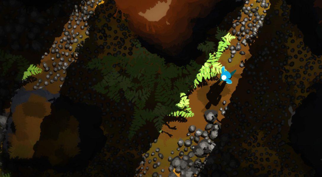 Живой лес поджидает вас в Future Unfolding для PS4