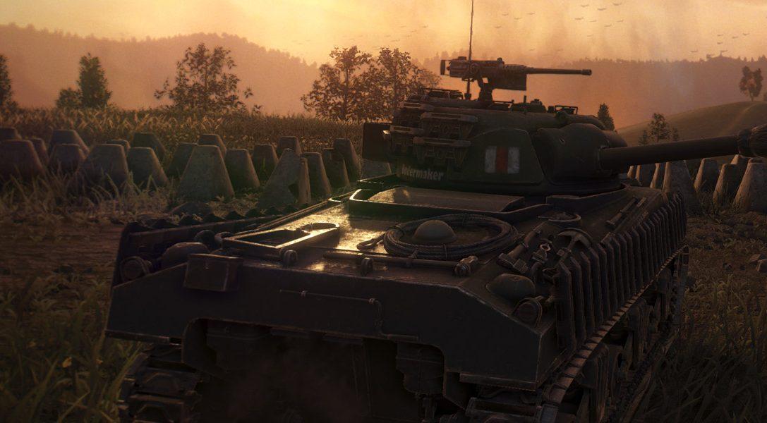 Лучше танков только танки на PS4 Pro