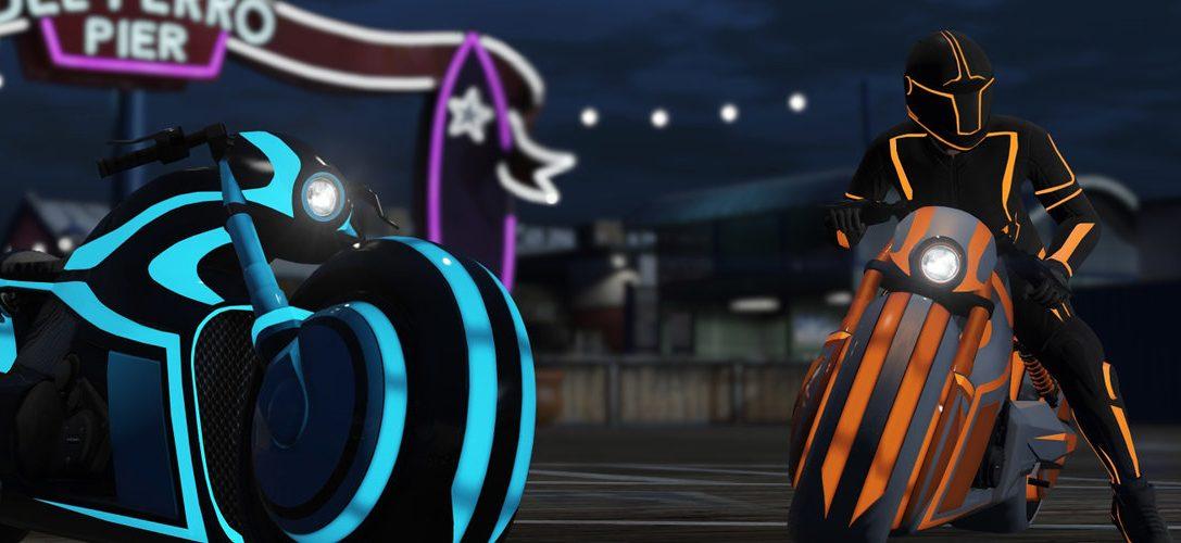 Новый мотоцикл и режим «Дедлайн» ждут вас в GTA Online