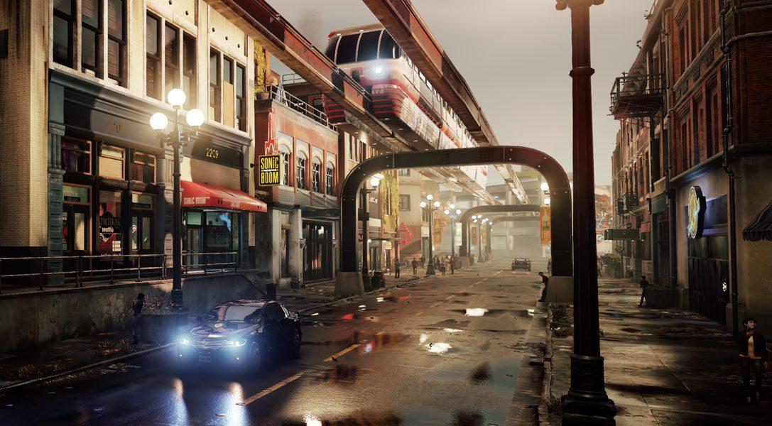«InFAMOUS: Первый свет» и «InFAMOUS: Второй сын» станут лучше на PS4 Pro