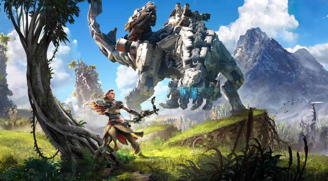 Как PS4 Pro изменит Horizon Zero Dawn