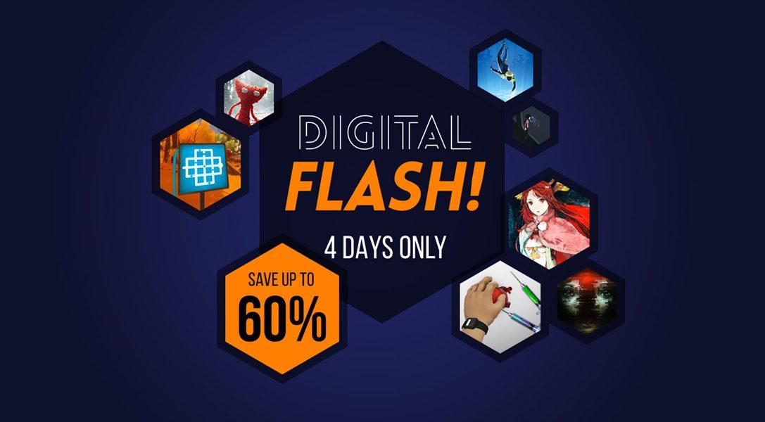 Стремительная распродажа «Цифровое безумие!» — только четыре дня!