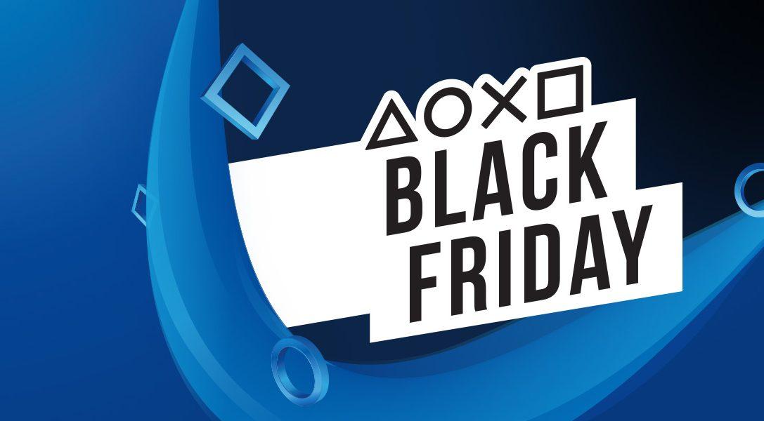В PlayStation Store наступает «Черная пятница»