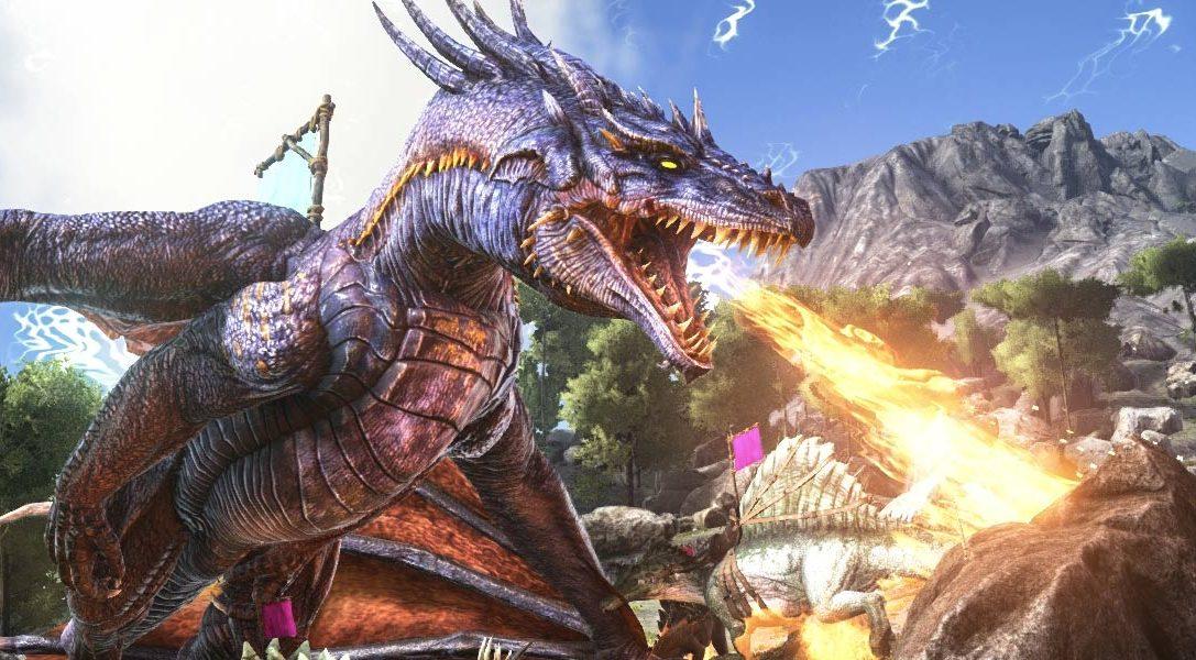 Готовы к жизни среди динозавров в Ark: Survival Evolved?