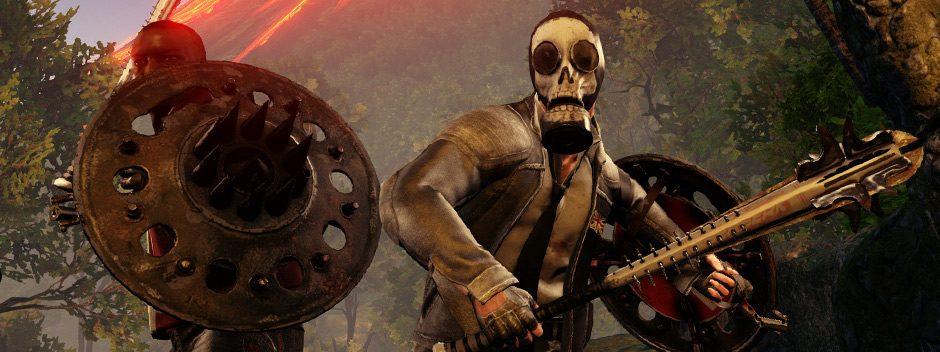 Killing Floor 2 получила бесплатное обновление — с пушками и тропиками